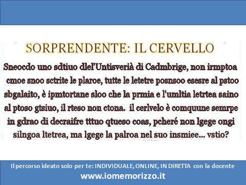 IoMemorizzo.it